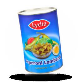 Gesneden peperoni Lombardi Mild van smaak