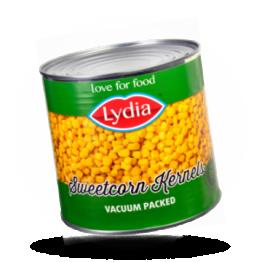 Maïskorrels Vacuüm verpakt