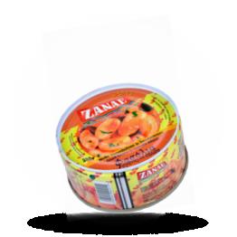 Reuzenbonen In tomatensaus