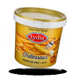 Fritessaus Premium Romig en fris, 25%