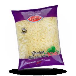 Geraspte mozzarella 40+