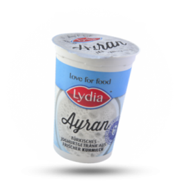 Ayran Turkse drinkyoghurt