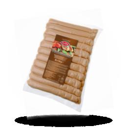 Braadworst 100% kalkoen fijn gekruid halal