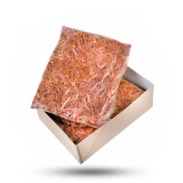 Shoarmareepjes Lam/kalkoenvlees, gekruid, halal, diepvries