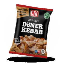 Döner kebab Halal, diepvries