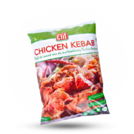 Chicken kebab Halal, diepvries