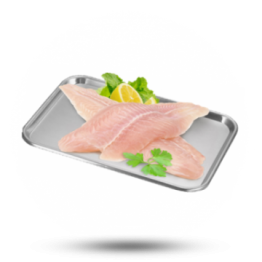 Pangasius Filet 170-220g, diepvries