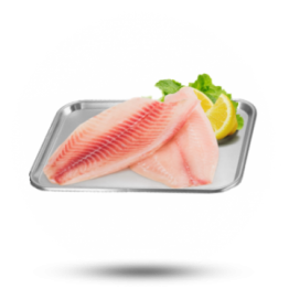 Tilapia filet 140-200g, diepvries