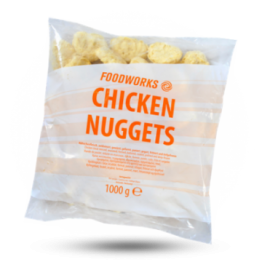 Chicken nuggets Diepvries