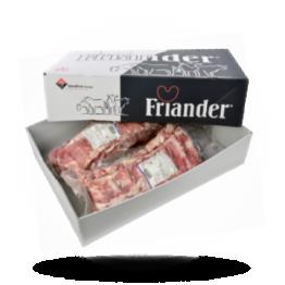 Kalfsvlees spareribs Premium quality, Halal, diepvries