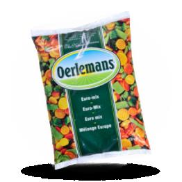 Euromix Gemende groenten, diepvries