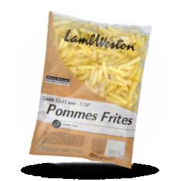 Pommes Frites F77 Crinkle diepvries
