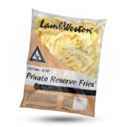 Privat Reserve Fries LW68 13x13mm diepvries