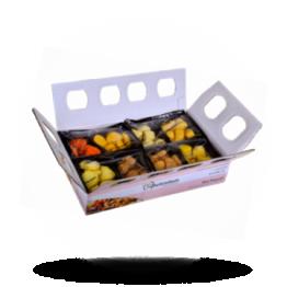 Mini snacks Megamix 8 soorten