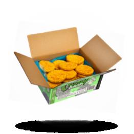Crockyburger Krokante kipburger, Halal, diepvries