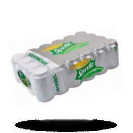 Sprite Frisse lemon-lime smaak. Voordeelpak