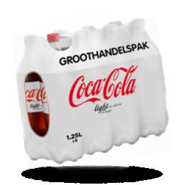 Coca-Cola Light Groothandelspak