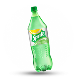 Sprite Verfrissende lemon-lime smaak