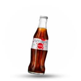 Coca-Cola Light In horeca fles