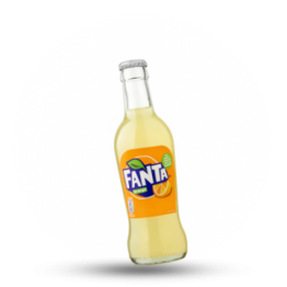 Fanta Orange In horeca fles