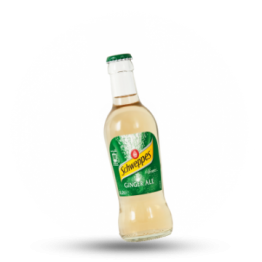 Ginger ale In horeca fles