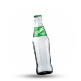 Sprite Verfrissende lemon-lime. In horecafles