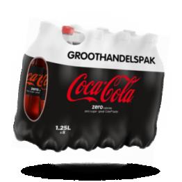 Coca-Cola Zero Groothandelspak