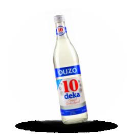 Ouzo 10 Griekse anijsdrank