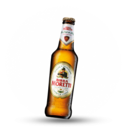 Birra Moretti Authentiek Italiaans bier