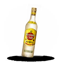 Havana Club Rum, 3 jaar