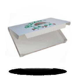 Pizzabox 40x60x5cm, Fam., Kraft