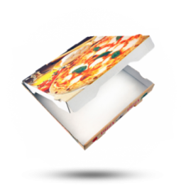Pizzabox 29x29x4cm Francia Kraft
