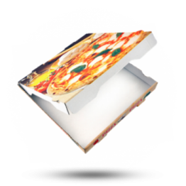 Pizzabox 40x40x4cm C. Kraft