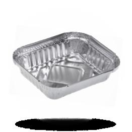 Aluminium shoarmabakjes 127-L 320cc