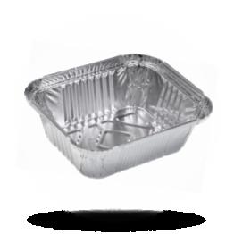 Aluminium bakjes 128-L / R 450 L