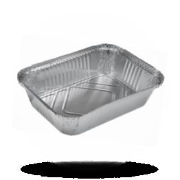 Aluminium bakken CH2000, 26,4x19,4x5,5cm