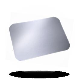 Aluminium-karton deksels 125-L
