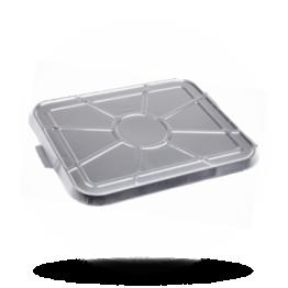 Aluminium deksels LX100ES FL voor menubakken