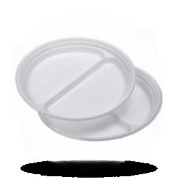 Borden 2-vaks, plastic