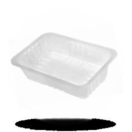 Bami-Nasibakjes A50/30, plastic, wit