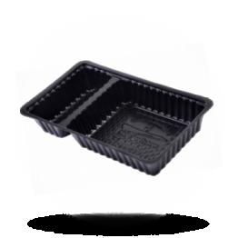 Patatbakjes A20 zwart