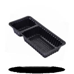 Patatbakjes A22 zwart