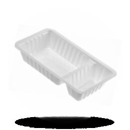 Patatbakjes A23, wit