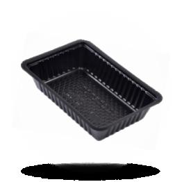 Patatbakjes A23 zwart