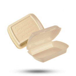 Menuboxen IP4, 1-vaks, beige