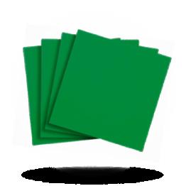 Servetten 40x40cm 3-laags, Emerald green