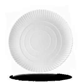 Kartonnen borden Ø 30cm