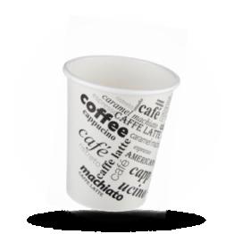 Kartonnen koffiebekers 200cc Coffee to go bedrukt
