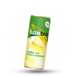 Green tea mango chamomile