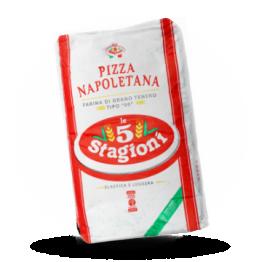 Pizzameel Napoletana Rossa Type 00